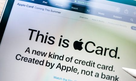 Ahead Of Apple Card Debut, Application Site Is Live