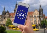 SCA, strong customer authentication on smartphone
