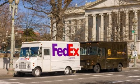 UPS, FedEx To Use Lower-Paid Drivers On Sundays