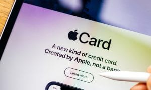 apple card, mastercard, security
