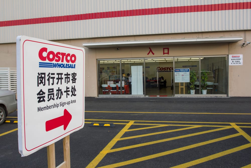 Costco's China Move Highlights Broader Trends