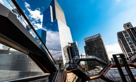 hudson yards, new york city, manhattan, shopping, destination, retail