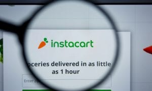 instacart, groceries, delivery, benefits, contractors