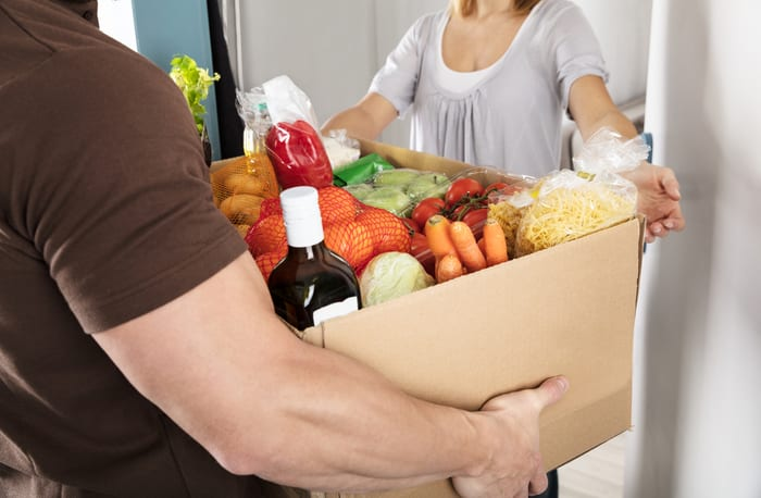 Mercato, DoorDash Team For Small Grocer Delivery