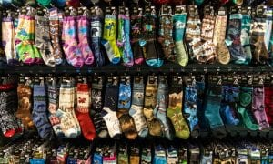 Bringing Socks To Malls With Automated Retail