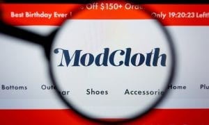 Walmart Explores Selling Modcloth