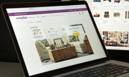 Wayfair Opens Mall Store