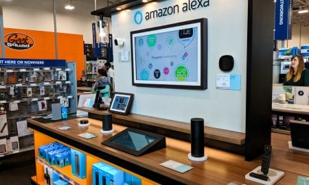 Amazon Plans Marquee Items With Bigger Echo, Health-Tracking Buds