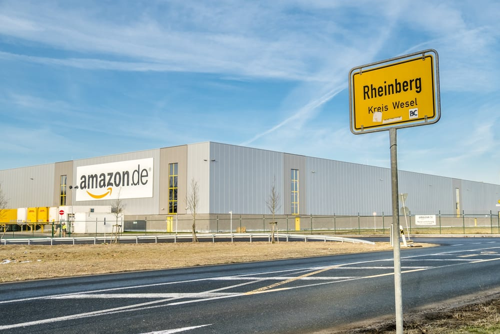 Amazon Seeks Delivery Expansion In Germany