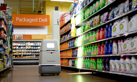 Retail inventory robots