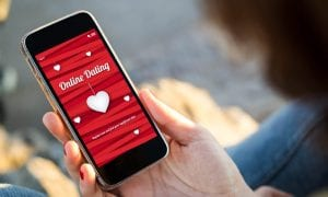 online dating smartphone