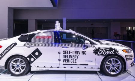 Austin Will Be Third City To Test Ford's Self-Driving Cars