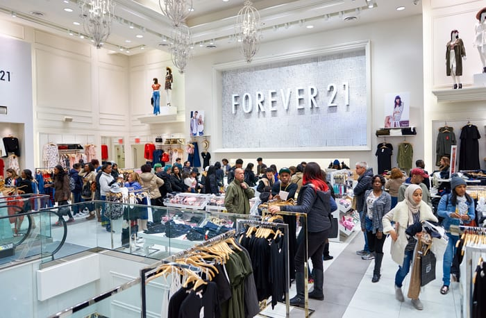 Forever 21 Files For Bankruptcy; Plans To Exit Asia, Europe