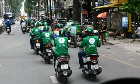 Grab, ride-sharing, Go-Jek, Indonesia, Southeast Asia, digital payments