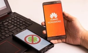 Huawei Launches New 5G Phones Without Google Apps
