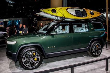 Cox Automotive Invests $350M In Electric Car Maker Rivian