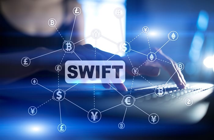SWIFT, pre-authorization, API, banking, FinTech