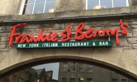 UK Casual Dining Firm Shutters 150 Eateries