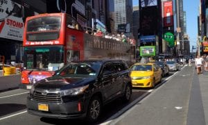 Uber Forced To Comply With Driver Limiting Rules In New York City