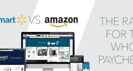 Walmart-Amazon Whole Paycheck Tracker: Expanding Services, New Devices And Rising Challenges