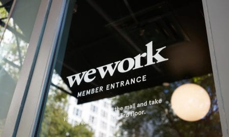 SoftBank Concerned With WeWork Valuation Ahead Of IPO