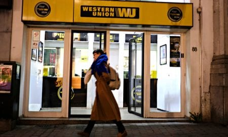Western Union, TRUE North, partnership, student payments, international payments