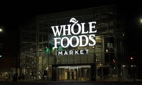 Amazon Now Offers Whole Foods Two-Hour Delivery In 30 Cities