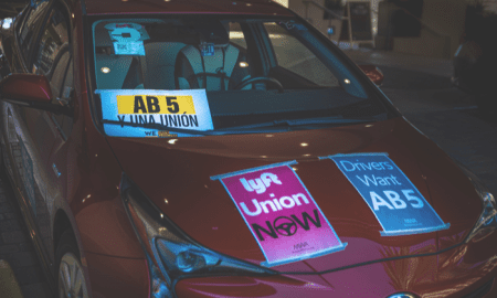 california, labor, legislation, AB5, gig economy, uber, lyft, contractors