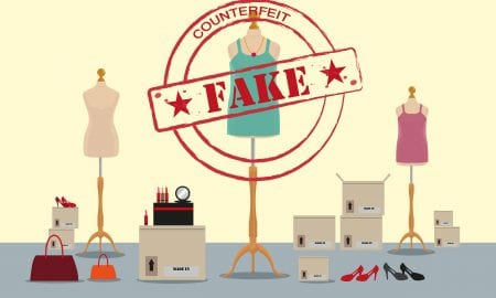 Fake products fashion resale