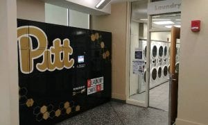 Taking A Peer-To-Peer Approach To College Laundry