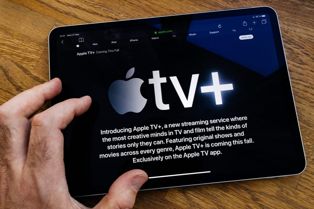 Morgan Stanley Predicts Apple TV+ Will Be Wildly Successful