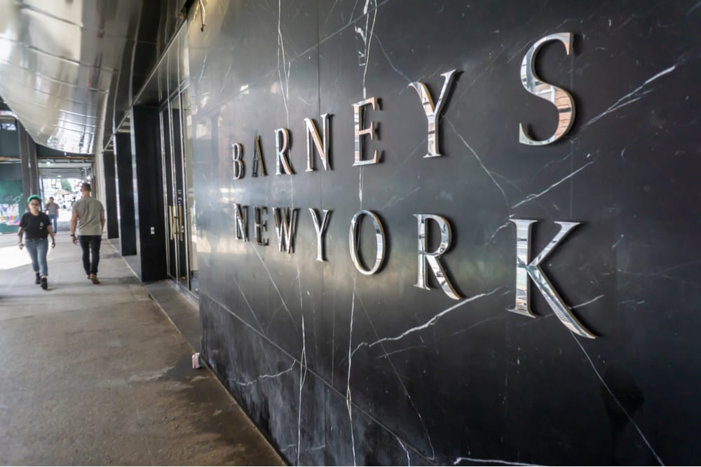 Retail Group Offers $271M To Purchase Barneys