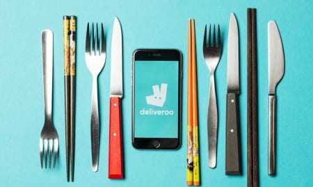 UK Comp Regulator Opens Probe Into Amazon, Deliveroo Tie Up