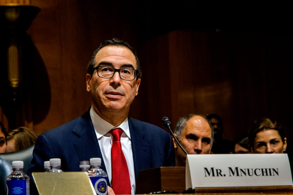 Treasury Secretary: Libra Isn't Ready For Release