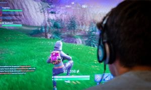 Fortnite online game