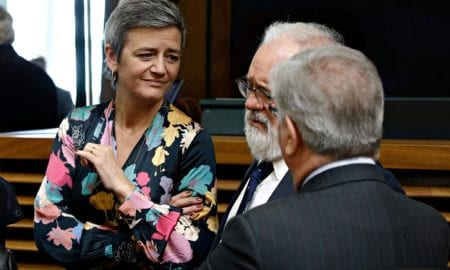 EU antitrust chief Margrethe Vestager