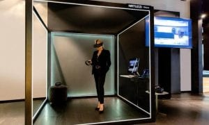 Natuzzi furniture virtual reality