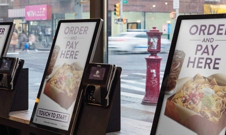 Taco Bell uses kiosks to enhance customer experience