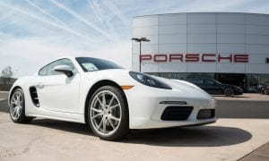 Porsche Testing eCommerce Car Sales