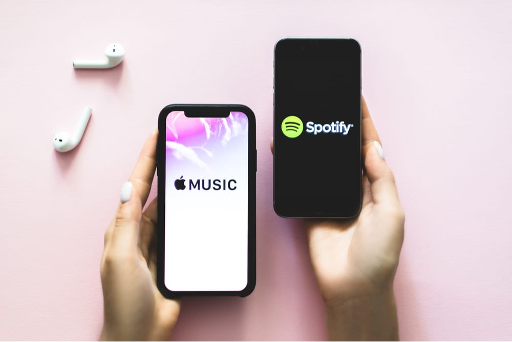 Congress Asked Spotify For Info In Apple Probe
