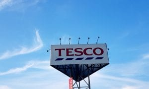 Tesco In Britain Adds Loyalty Card As Amazon Fresh Becomes Free