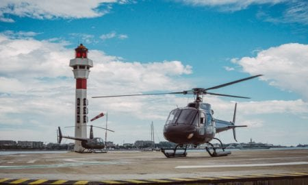 Uber Offers Helicopter Rides For JFK Passengers