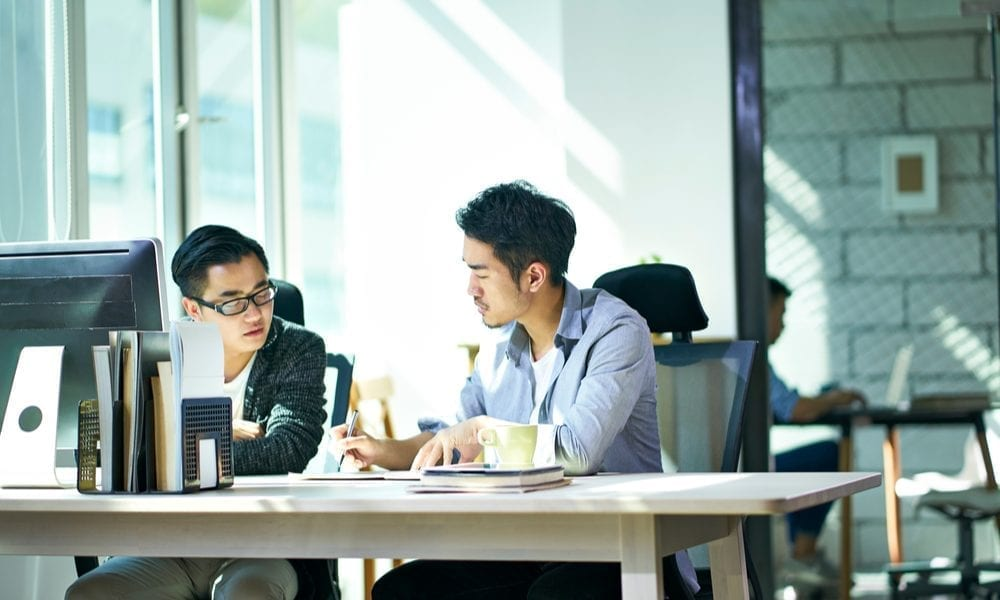 coworking space in China