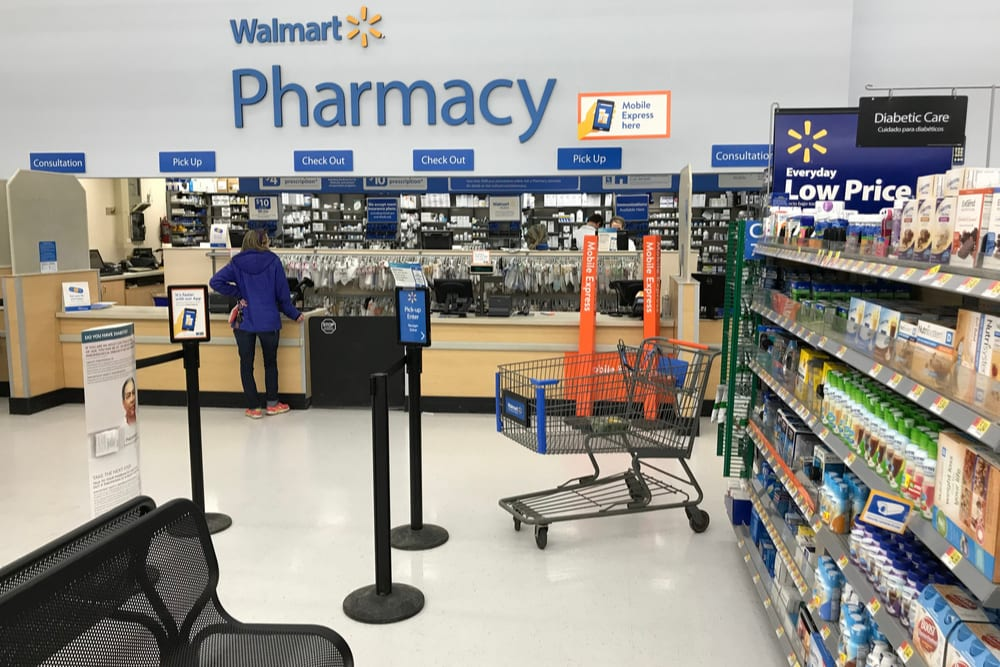 In A Bid To Cut Costs, Walmart Will Test New Healthcare Programs