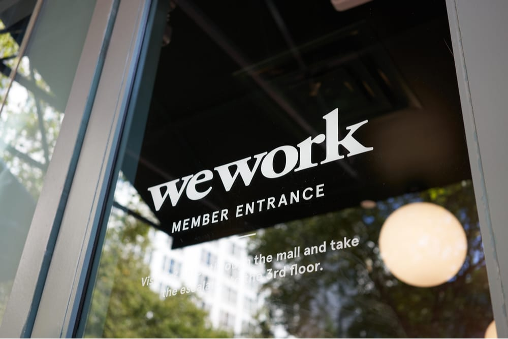 WeWork Will Be Taken Over By Softbank