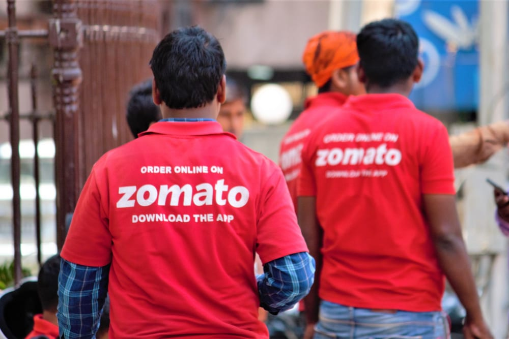 Zomato Could Get $600M From Ant Financial