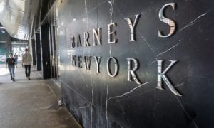 Barneys Chooses Authentic Brands As Bidder