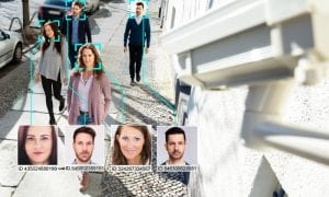 biometrics authentication, security, facial recognition