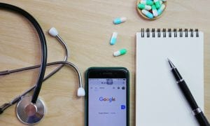 Google Hires First Chief Health Officer