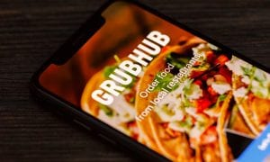 Grubhub Crushed By Food Delivery Competition